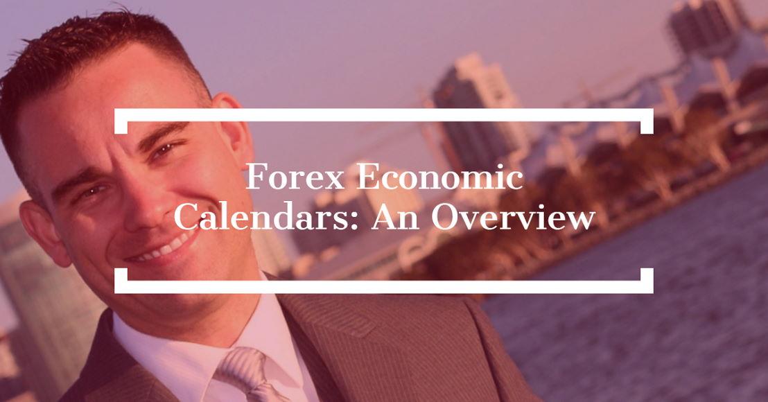 Forex economic calendars an overview